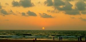 PLACED3 Joshua Gladstein_Sunset over the Mediterranean