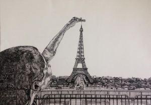 Shiran_Bassal_I at the Eiffel